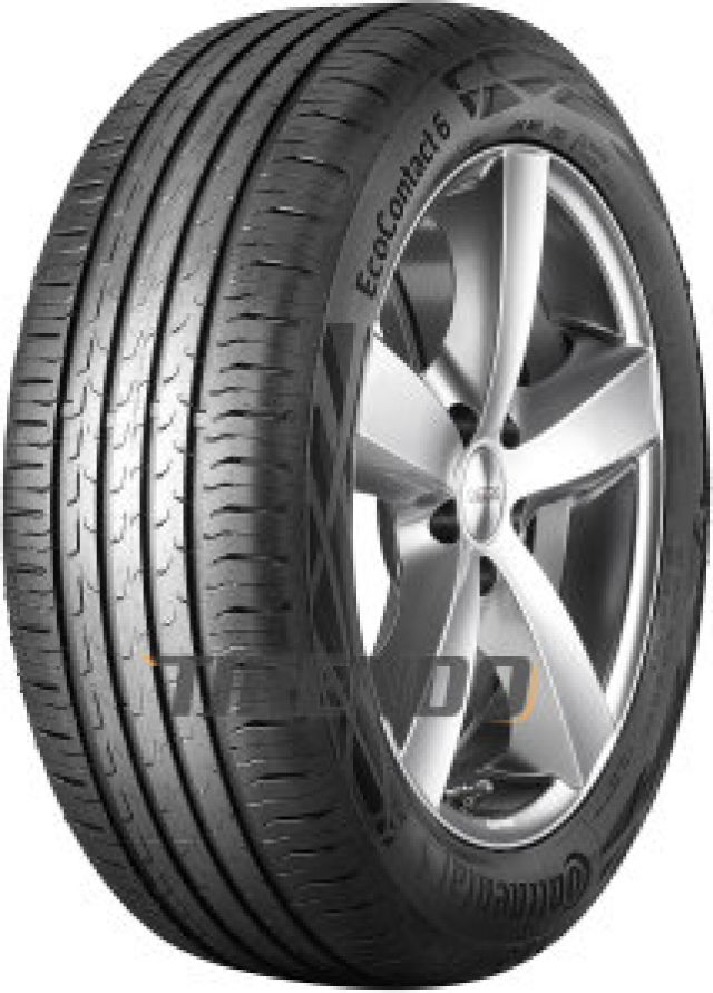CONTINENTAL 165/65 R 15 ECOCONTACT 6 81T